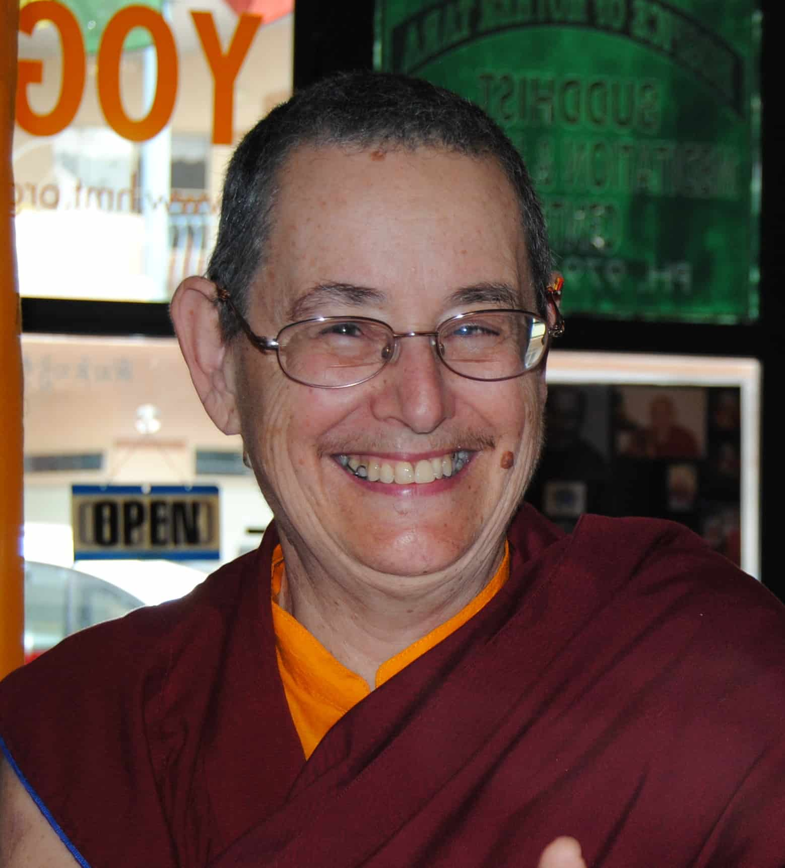 Venerable Dekyi